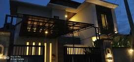 Dijual rumah semi villa siap huni denpasar timur
