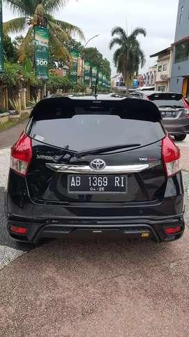 Toyota Yaris trd 2015 matic tgn 1 AB