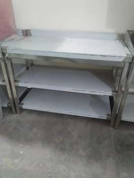 Working table stainless steel 2*4 non magnet