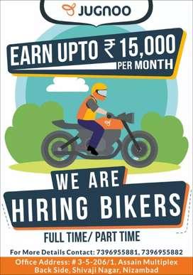 Jugnoo company urgent requirement freelancer