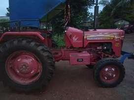 New tractor perches