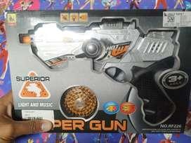 mainan anak pipistolan mainan gratis batre