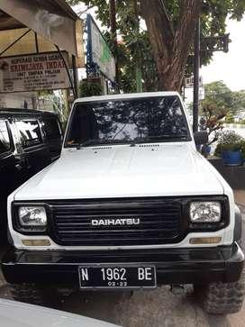 Daihatsu Taft GT 4x4 Manual 1996 Antik