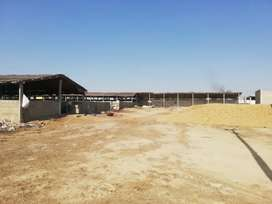 2.5 Acre Boundary Walled Property (Dairy Farm)