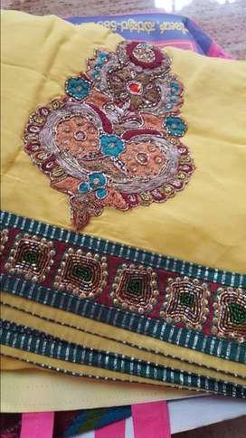 its sarees