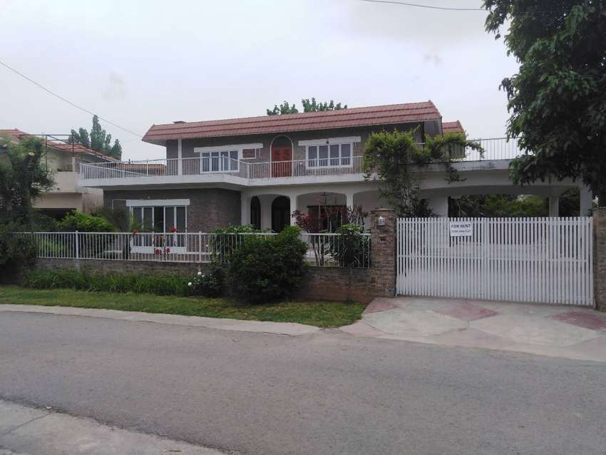 house available on rent in a gated community opposite to chief house 0
