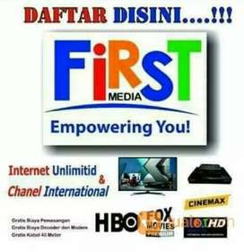 INTERNET RUMAH FIRSTMEDIA