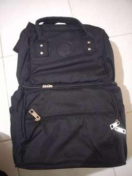 Cooler bag(backpack) baby go inc ollio,ransel asi/makanan