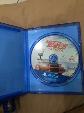 Kaset Game Ori Ps4 NFS Payback, Dirt Rally, Battlefield