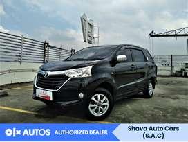 [OLXAutos] Toyota Avanza 2016 G 1.3 Bensin Hitam #Shava