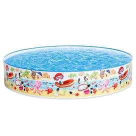 INTEX Snapset Pool (5' X 10) +- 1.25cm X 25cm