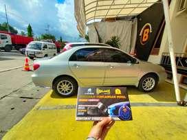 STABILITAS mobil MENINGKAT dgn pasang PEREDAM GUNCANGAN MOBIL BALANCE