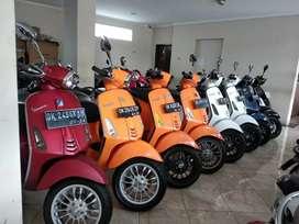 Vespa Sprint 2017 cash Kredit Bali Dharma motor