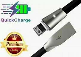 iPhone Data cable fast charging led