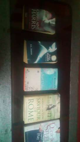 Novels and Play For Sale