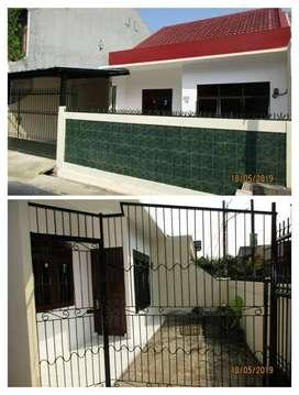 Pagar Pintu Rumah Modern kekinian