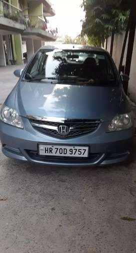 Selling  Army Officer owned Honda city in excellent condition,