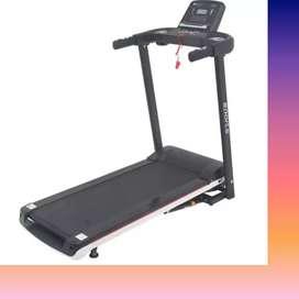 treadmill elektrik EXONE-688 alat fitnes electric