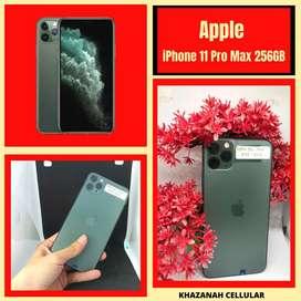 HOT SALE!! SECOND IPHONE 11 PROMAX 256 GB INTER-MULUS