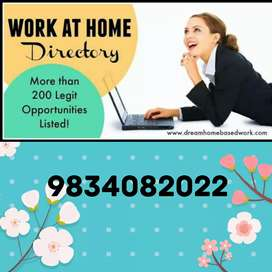 Dataentry jobs available