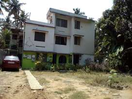 Room With Kitchen For Rent at Sasthamangalam, Maruthemkuzhi jn 7000 Rs