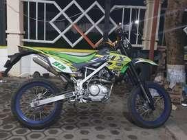 Kawasaki Dtracker 150