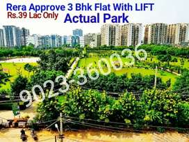 3 Bhk Flat Wid LIFT,Gym,Club House,Parks near Sec 20 Panchkula