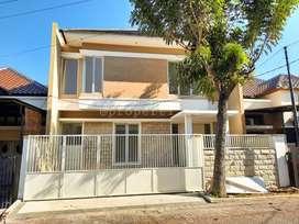 Jual murah Rumah Graha Santoso Wonorejo Mewah 2 lantai dekat Merr
