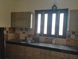 Ram ganga vihar newly build 2Bhk Modular kitchen kanth Road