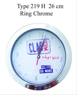 Souvenir Jam Chrome Promosi - 219H