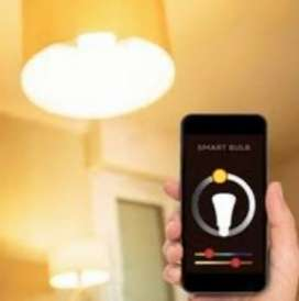 Smart wi fi bulb