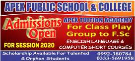 Teachers required for tuition  classes