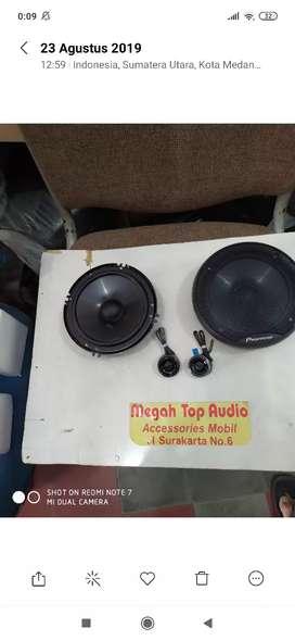 Speaker split Pioneer