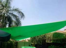 Green net for saya and parda save your cars,plants and animals
