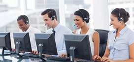 Male Female Telecaller required
