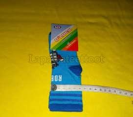 Kaos kaki bayi - Biru
