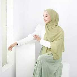 Piyama anak hijab
