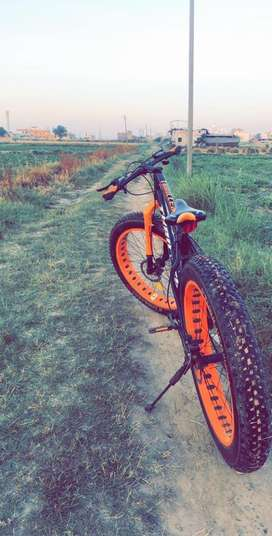 Fat tyer cycle for sale