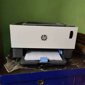 HP Printer 1000A ( Capacity 5000 pages). Urgent Sale. In warranty.
