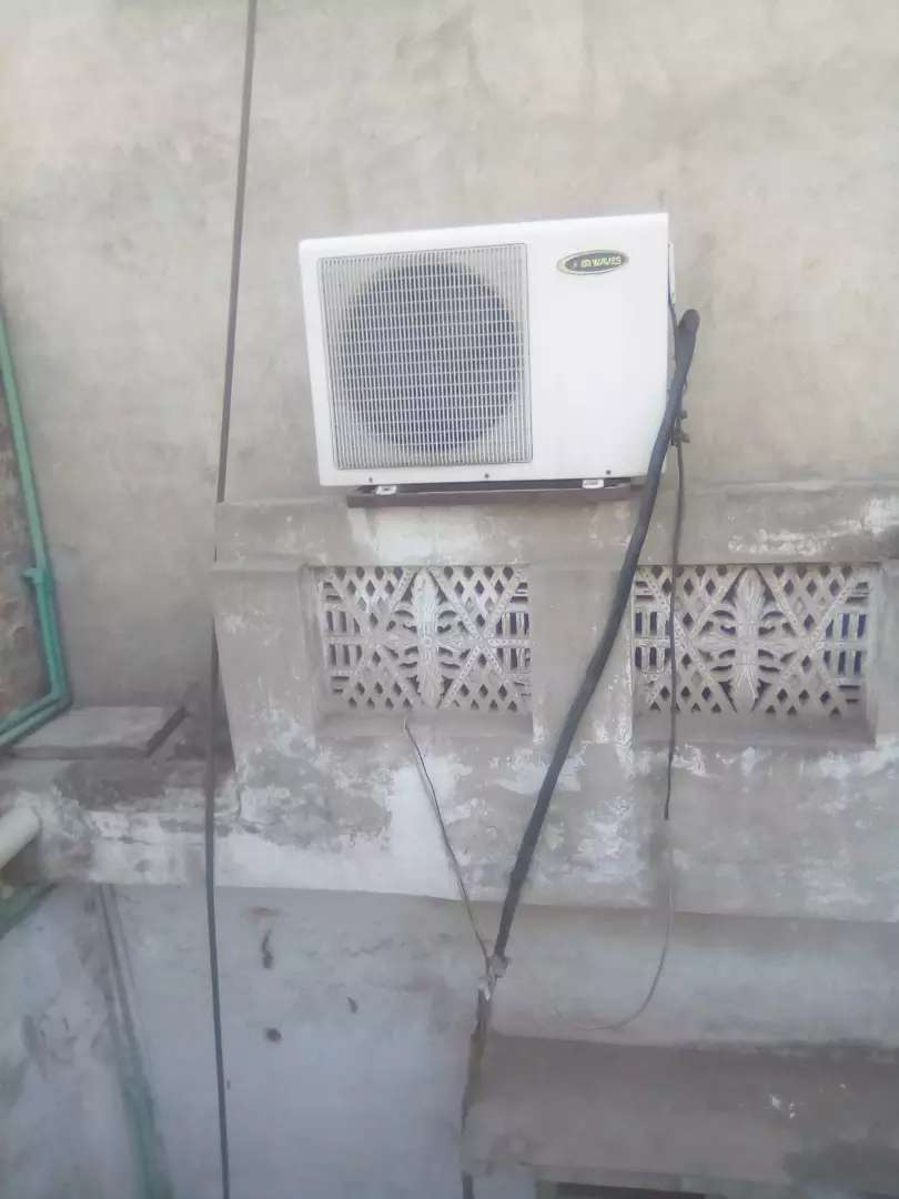 Old ac canvart inverter in low price 0