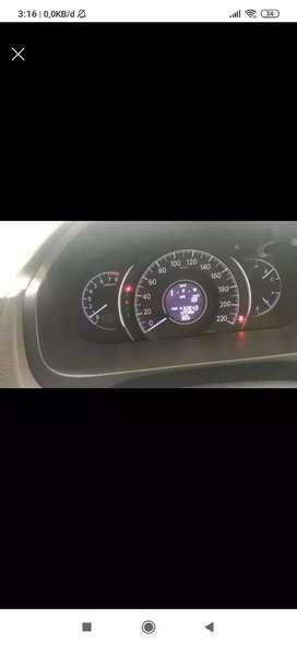 Mobil CRV 2.4 siap pakai