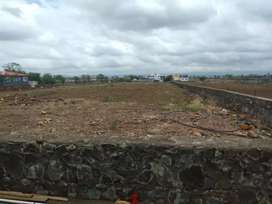 60000 sq ft commercial open land for rent near lohegaon