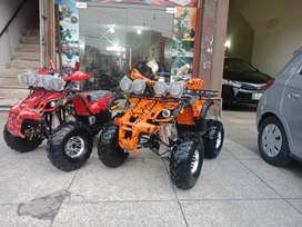 125cc Hunter Atv Quad 4 Wheels Bike Deliver In All Over The Pak