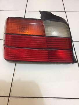 Lampu belakang bmw e36 original