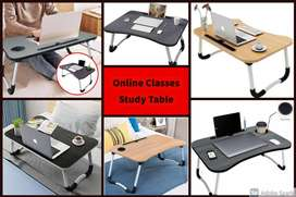 Best Laptop table for Online Classes tablet and mobile holder