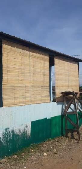 Jual tirai bambu,tirai rotan,kayu