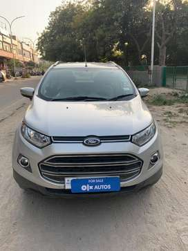 Ford Ecosport 2015 Diesel Well Maintained