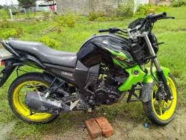 FZ 2012 MODEL FOR SALE