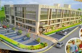 Shop for sale on airport road mohali zirakpur near chandigarh