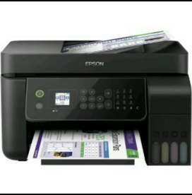 Epson L5190 Wi-Fi All-in-One Ink Tank Printer with ADF Murah